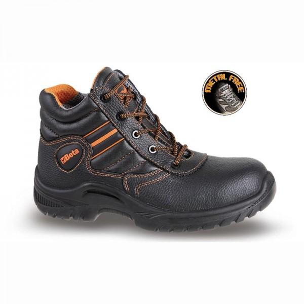 παπουτσια ασφαλειασ εργασιασ 7201BKK S3 SRC
