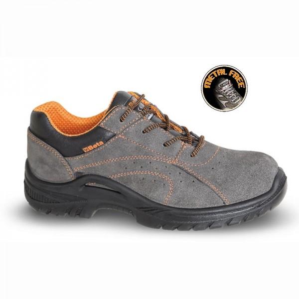 παπουτσια ασφαλειασ εργασιασ 7210BKK S1P SRC