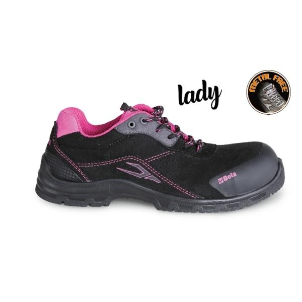 παπουτσια ασφαλειασ εργασιασ 7214LN S3 SRC