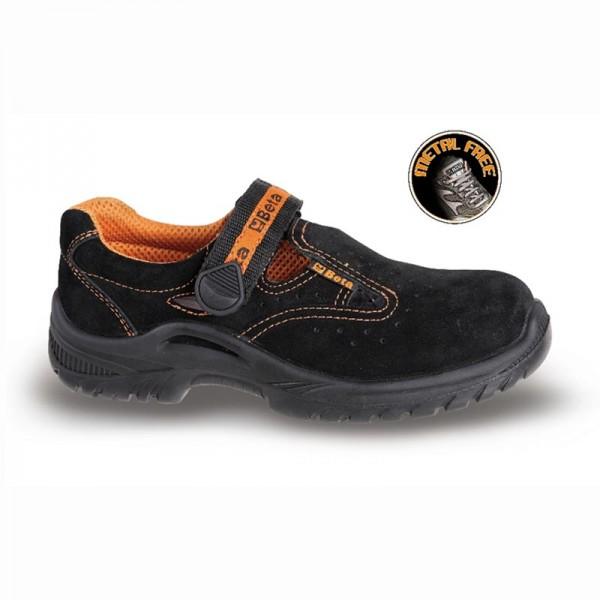 παπουτσια ασφαλειασ εργασιασ 7216BKK S1P SRC