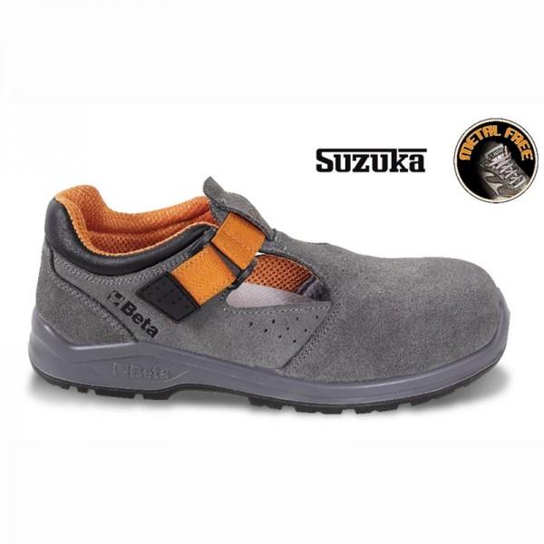 παπουτσια ασφαλειασ εργασιασ 7216SN S1P SRC