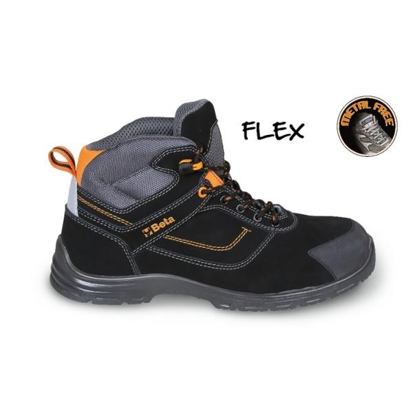 παπουτσια ασφαλειασ εργασιασ 7218FN S3 RS SRC