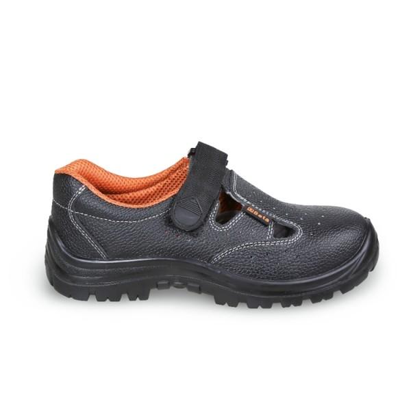 παπουτσια ασφαλειασ εργασιασ 7247BK S1P SRC