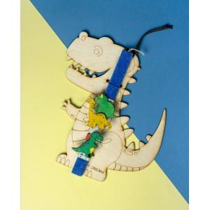 LifeLikes λαμπάδα Δεινόσαυρος